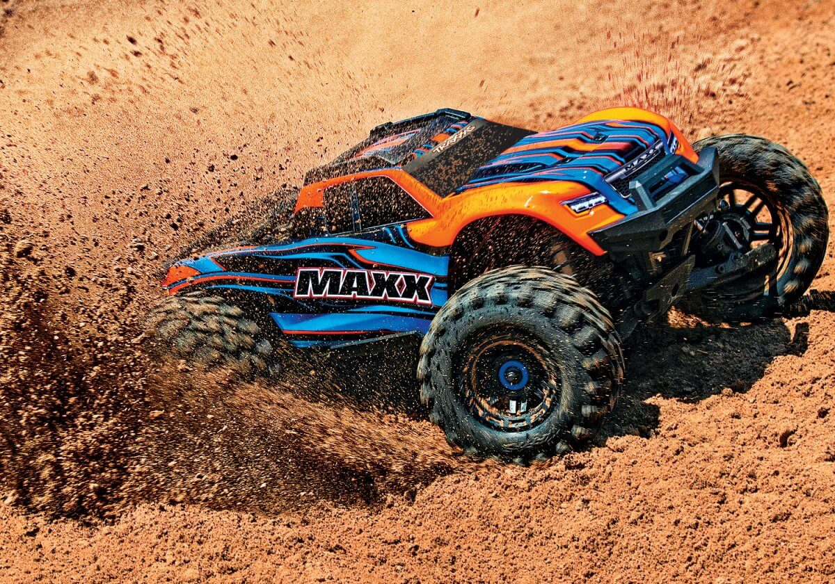 Traxxas Maxx coming to the UK