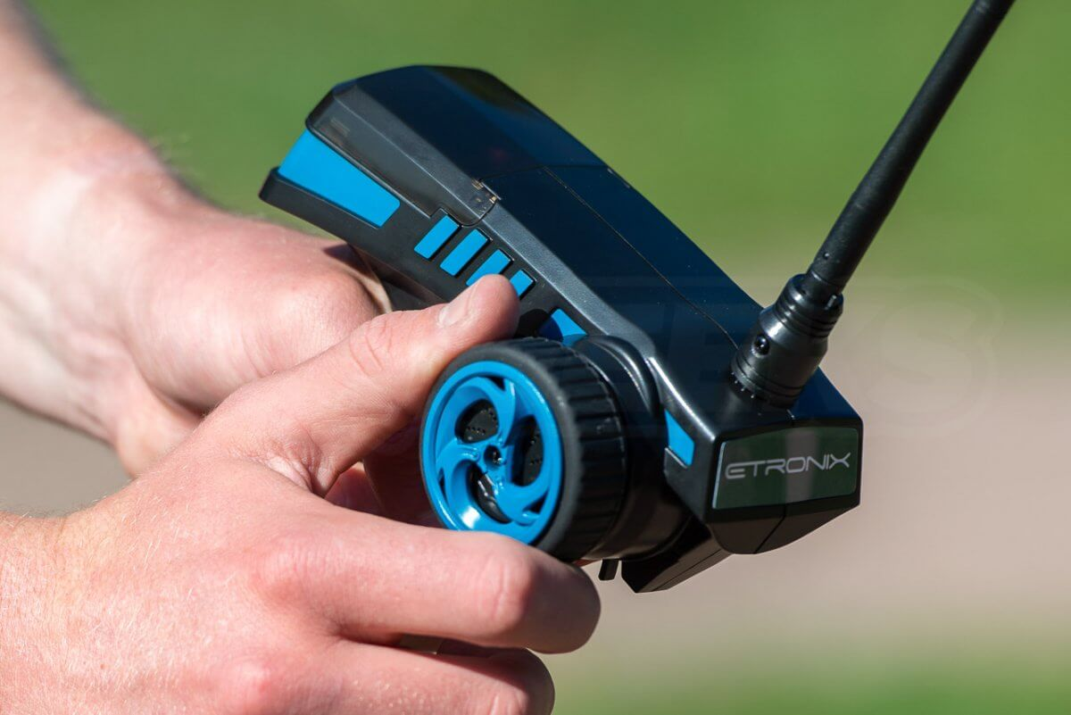 FTX Carnage Brushed versus Brushless comparison review transmitter etronix in use