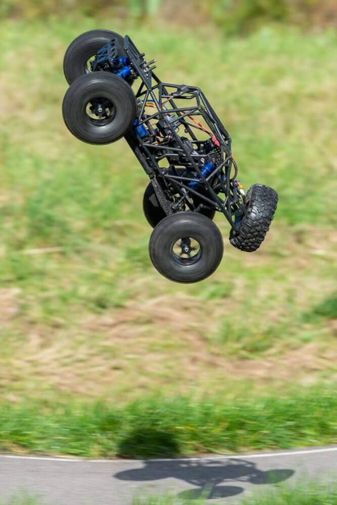 FTX Outlaw Ultra-4 Brushless Buggy Review to the sky