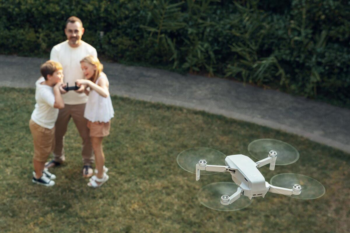 mavic mini uk launch outdoor flying with family