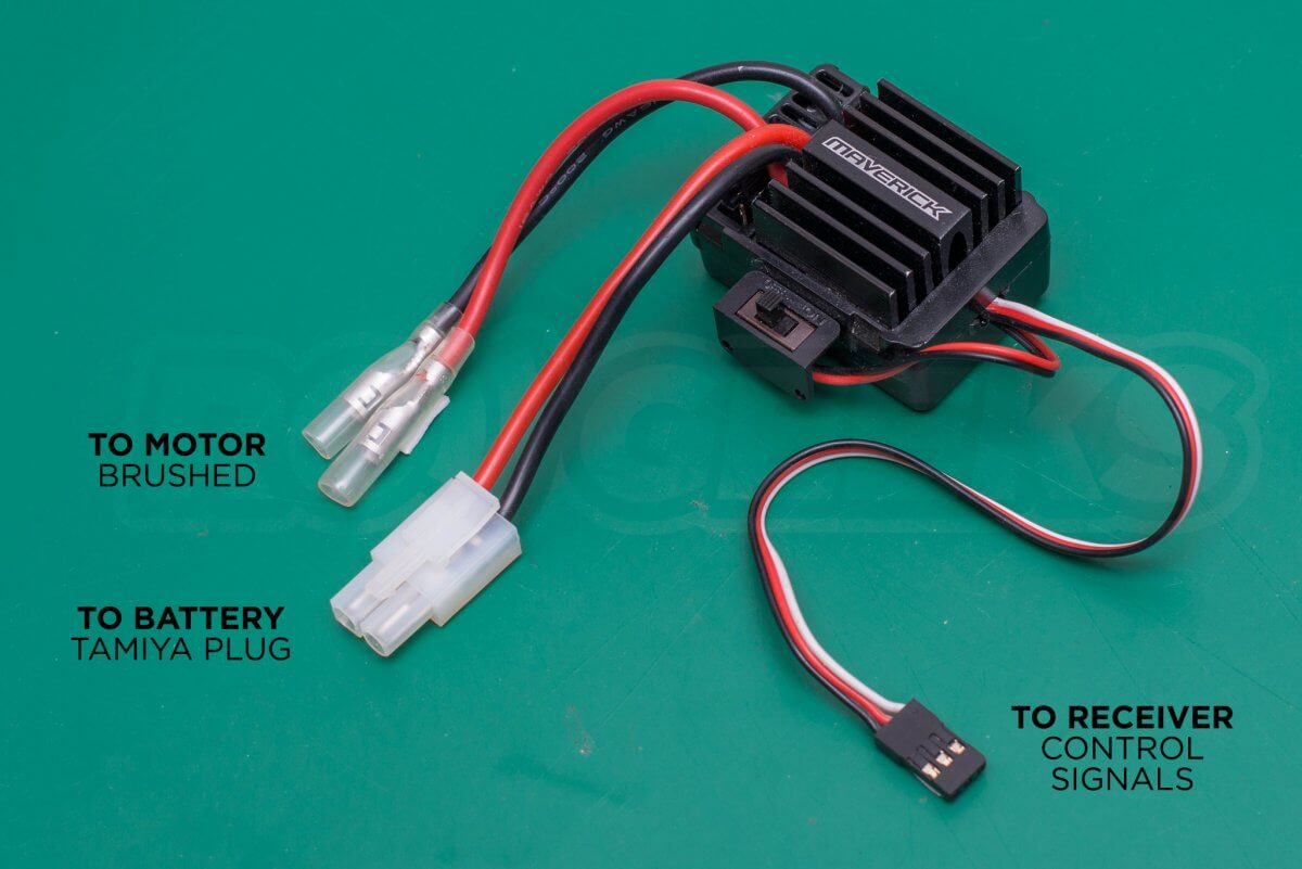 electronic speed controller introduction primer